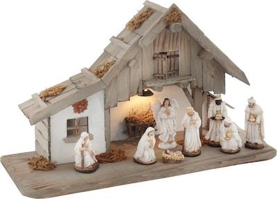 MY HOME my home Krippe in elfenbein, Produktansicht