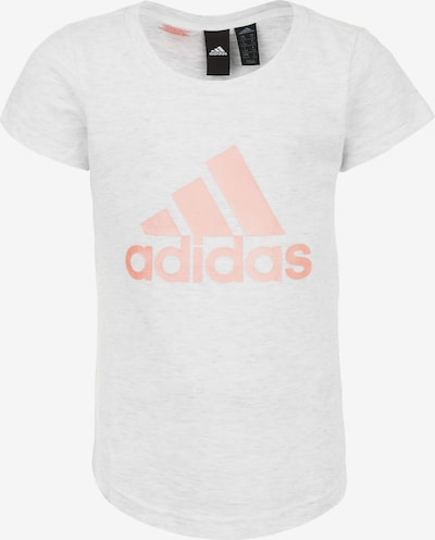 ADIDAS PERFORMANCE Trainingsshirt 'ID Winner' in altrosa / weiß, Produktansicht