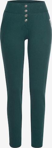 Pantaloncini da pigiama di BENCH in verde