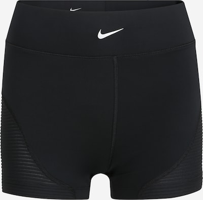 NIKE Sports trousers 'Pro AeroAdapt' in Black / White, Item view