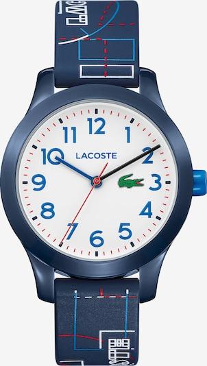 LACOSTE Montre en bleu / rouge / blanc, Vue avec produit
