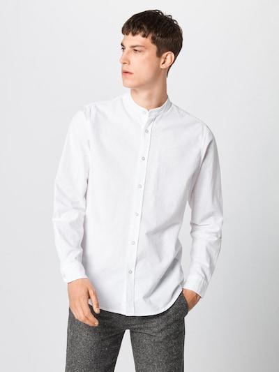BOSS Koszula biznesowa w kolorze białym, Podgląd na modelu(-ce)