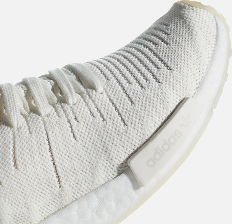 Originals Baskets Basses Naturel 'nmd' En Blanc Adidas 34RLj5A