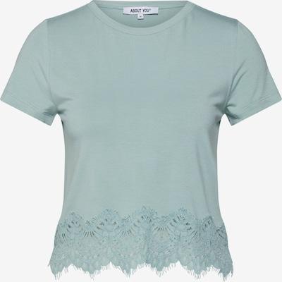ABOUT YOU T-shirt 'Else' en menthe: Vue de face