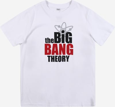 Marškinėliai iš Mister Tee , spalva - raudona / juoda / balta, Prekių apžvalga