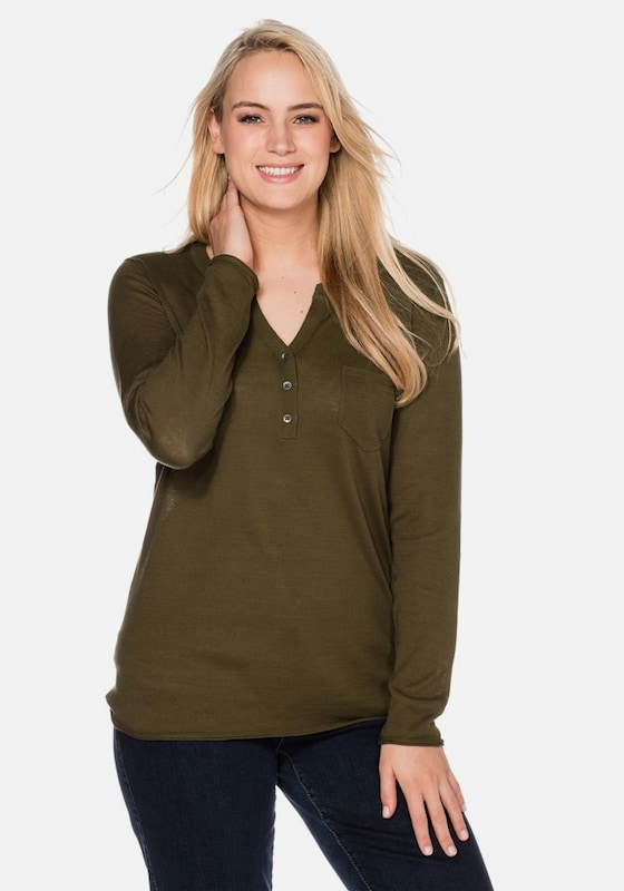 Sheego Casual Pullover
