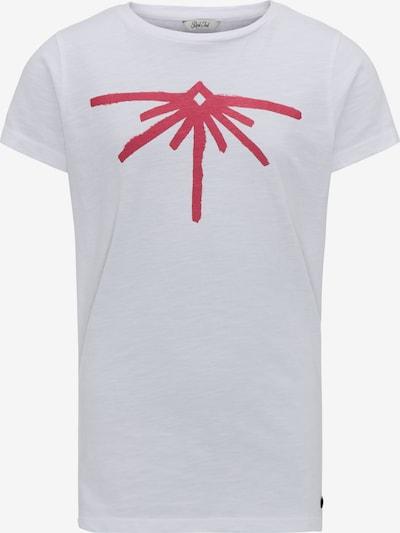 Petrol Industries Shirt in weiß, Produktansicht