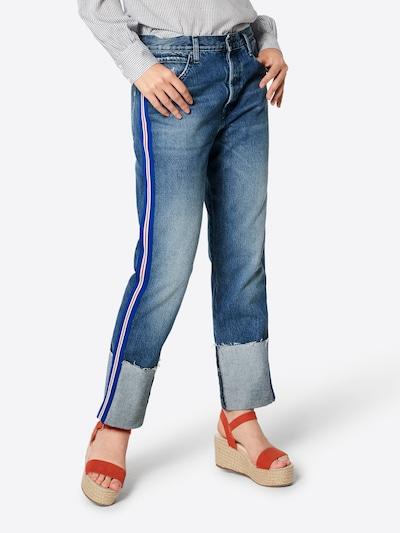 REPLAY Jeans 'MARILLARD' in blue denim: Frontalansicht