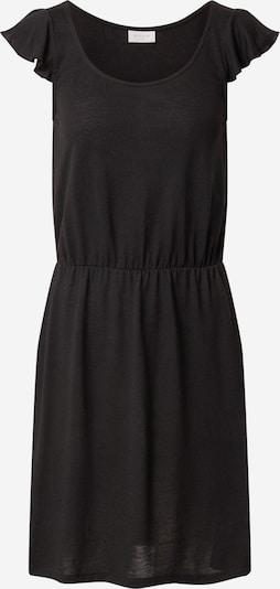 VILA Letnia sukienka 'VIBARIA' w kolorze czarnym, Podgląd produktu