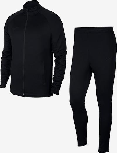 Costum de trening 'Academy' NIKE pe negru, Vizualizare produs