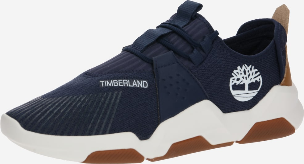 TIMBERLAND Sneaker 'Earth Rally Flexiknit Ox' in navy, Produktansicht