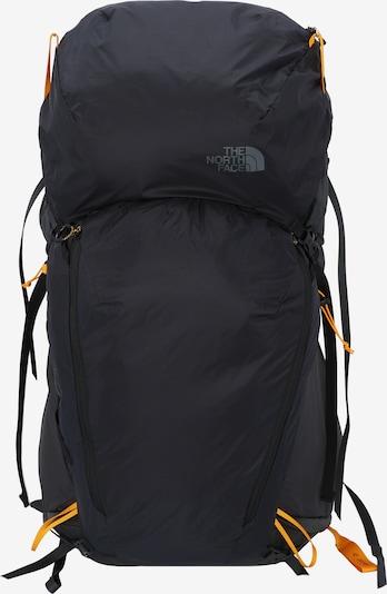 THE NORTH FACE Rucksack 'Banchee' in dunkelgelb / anthrazit, Produktansicht