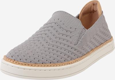 UGG Sneaker 'Sammy Chevron' in hellgrau / weiß, Produktansicht