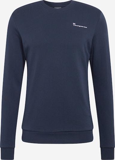 KnowledgeCotton Apparel Sweatshirt in dunkelblau, Produktansicht
