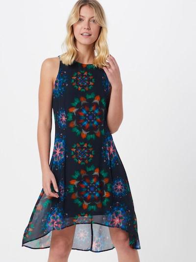 Desigual Kleid 'CLAIR' in mischfarben / schwarz, Modelansicht