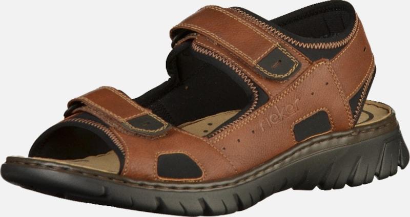 RIEKER Sandalen sonstiges Material Verkaufen Sie saisonale Aktionen