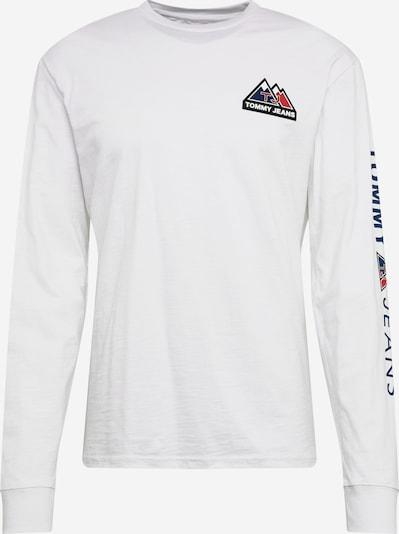 Tommy Jeans Shirt in marine / rot / weiß, Produktansicht