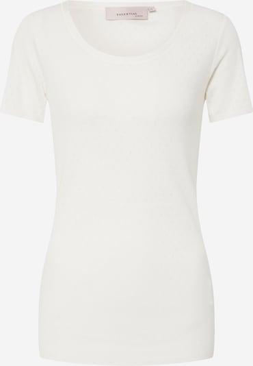 Noa Noa Shirt in wollweiß, Produktansicht