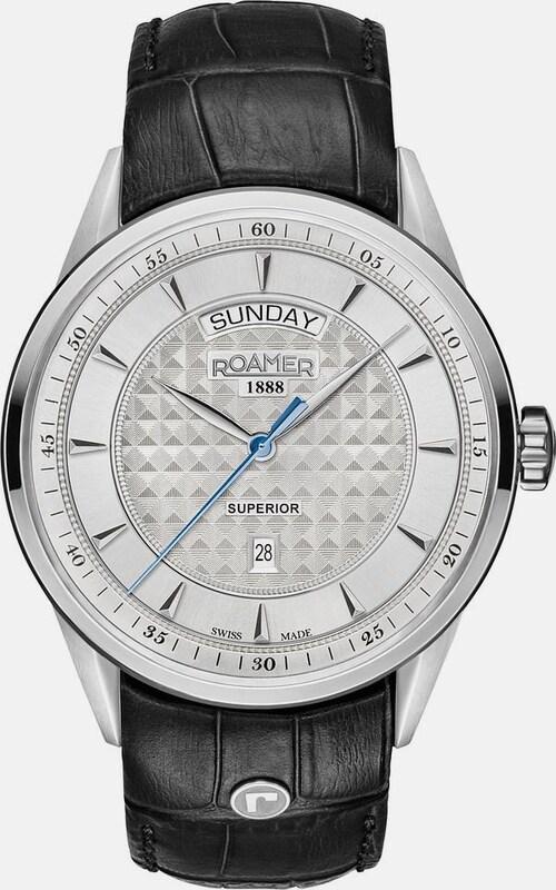 Roamer Schweizer Uhr 'SUPERIOR DAY DATE, 508293 41 15 05'