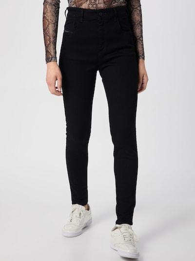 Jeans 'Slandy' DIESEL pe negru, Vizualizare produs