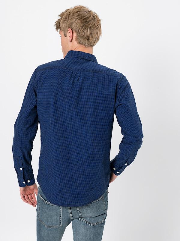 Chemise 'worker RoiNoir Lee Shirt' En Bleu hQrdCtsxB