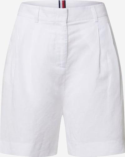 TOMMY HILFIGER Spodnie w kolorze białym: Widok z przodu
