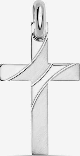 FAVS Anhänger 'Kreuz' in silber, Produktansicht