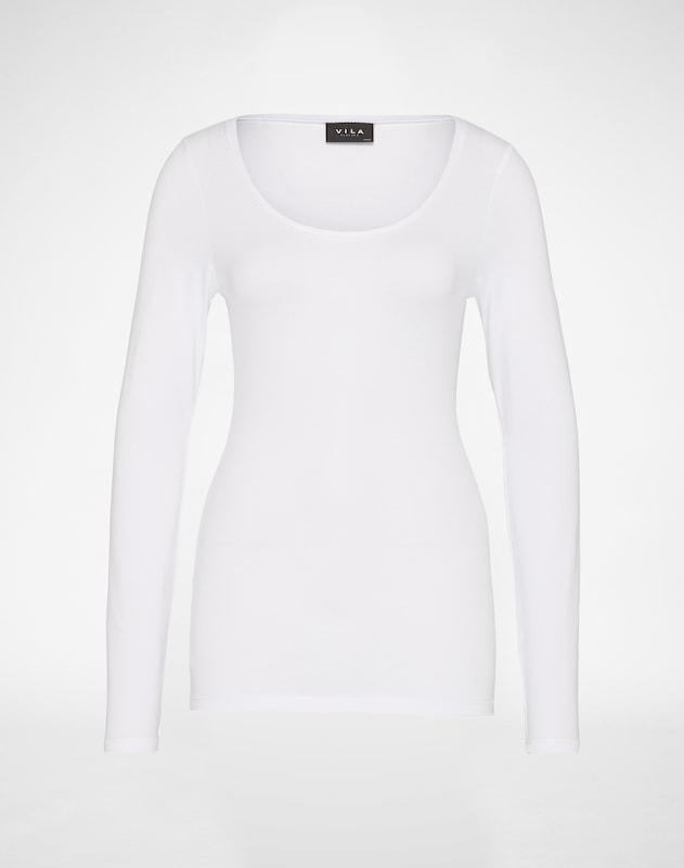 Vila 'viofficiel' Vila Vila Weiß Shirt Shirt 'viofficiel' Weiß Shirt 'viofficiel' Vila Weiß qIwxnE1SZ6