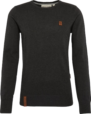 Naketano Male Knit 'Jedem Ass getrotzt III'