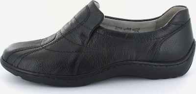 WALDLÄUFER Slipper in schwarz, Produktansicht