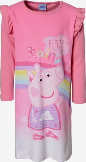 Peppa Pig Nachthemd in mischfarben / pink, Produktansicht