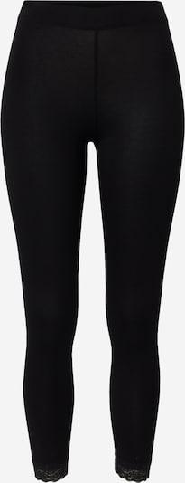 Kaffe Leggings in schwarz, Produktansicht