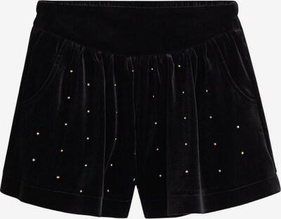 MANGO KIDS Pantalon 'Joan' en noir, Vue avec produit