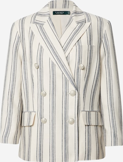 Lauren Ralph Lauren Blazer 'ROVYNA' in creme / grau, Produktansicht