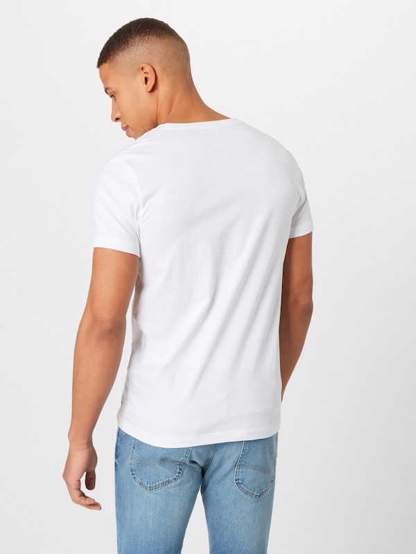 Tailor shirt En Blanc T Tom Denim l31JFTKc