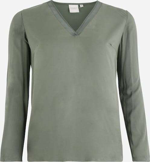 Junarose Bluzka BIBA w kolorze khakim jqvtwMDV