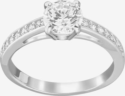 Swarovski Ring i silver / vit, Produktvy