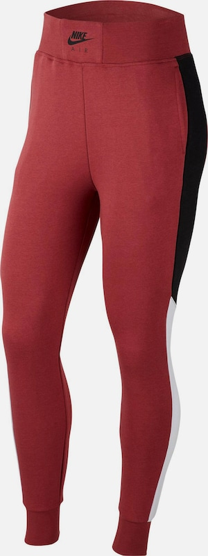 Nike Sportswear Leggings 'NSW Air' in rot, Produktansicht