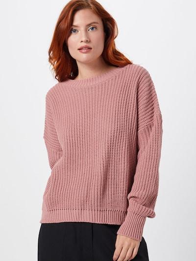 Pulover GLAMOROUS pe roz: Privire frontală