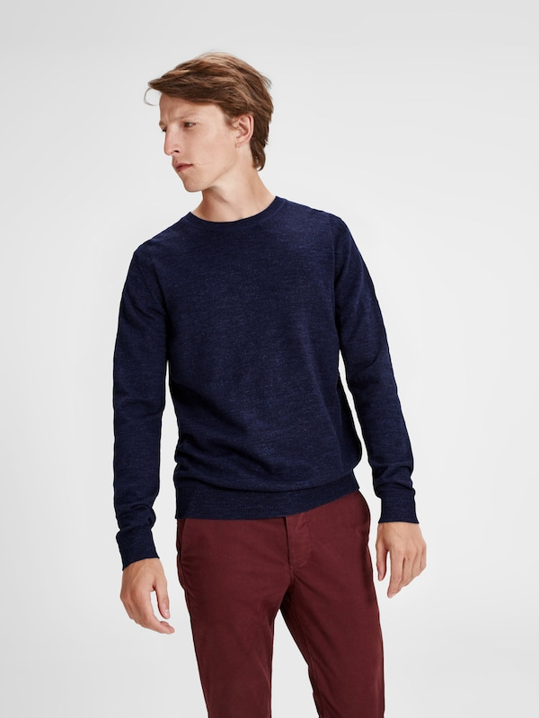 JACK & JONES Trendiger Strickpullover