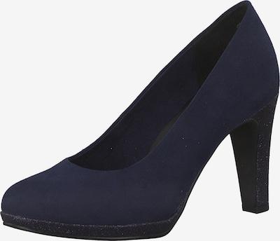 MARCO TOZZI Čevlji s peto | mornarska barva, Prikaz izdelka