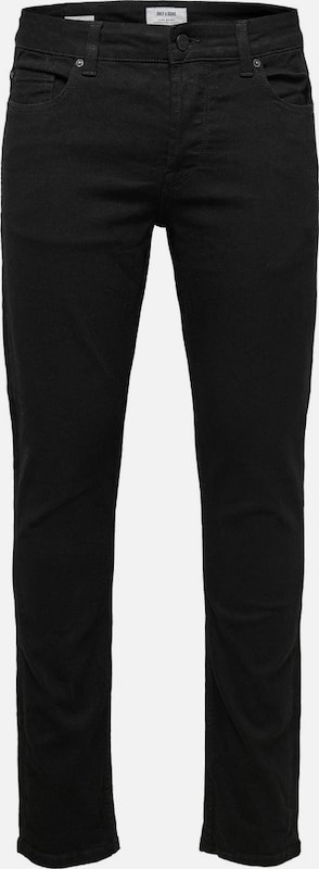 Only & Sons Jeans in de kleur Black denim, Productweergave