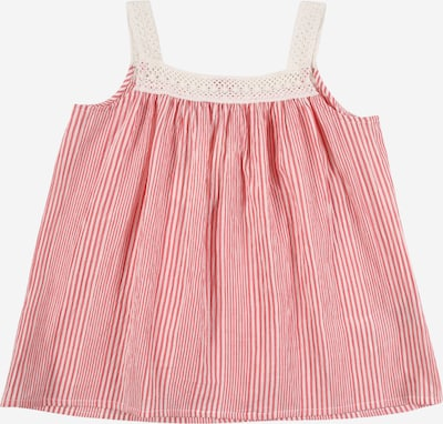 NAME IT Top 'Joslyn' in pink / weiß, Produktansicht