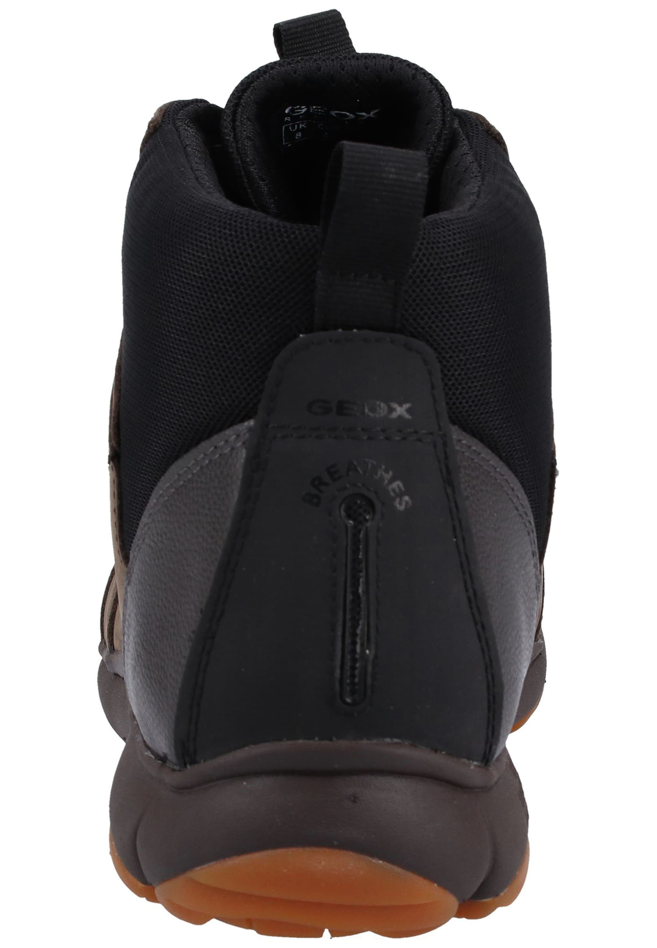 BraunSchwarz Geox In Sneaker BraunSchwarz Geox BraunSchwarz Geox Sneaker Sneaker Sneaker In Geox In ULqpzMVSG