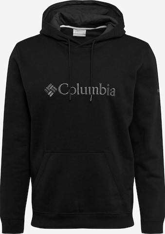 COLUMBIA Spordidressipluusid, värv must