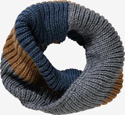 DÖLL Schlauchschal in blau / braun / grau, Produktansicht