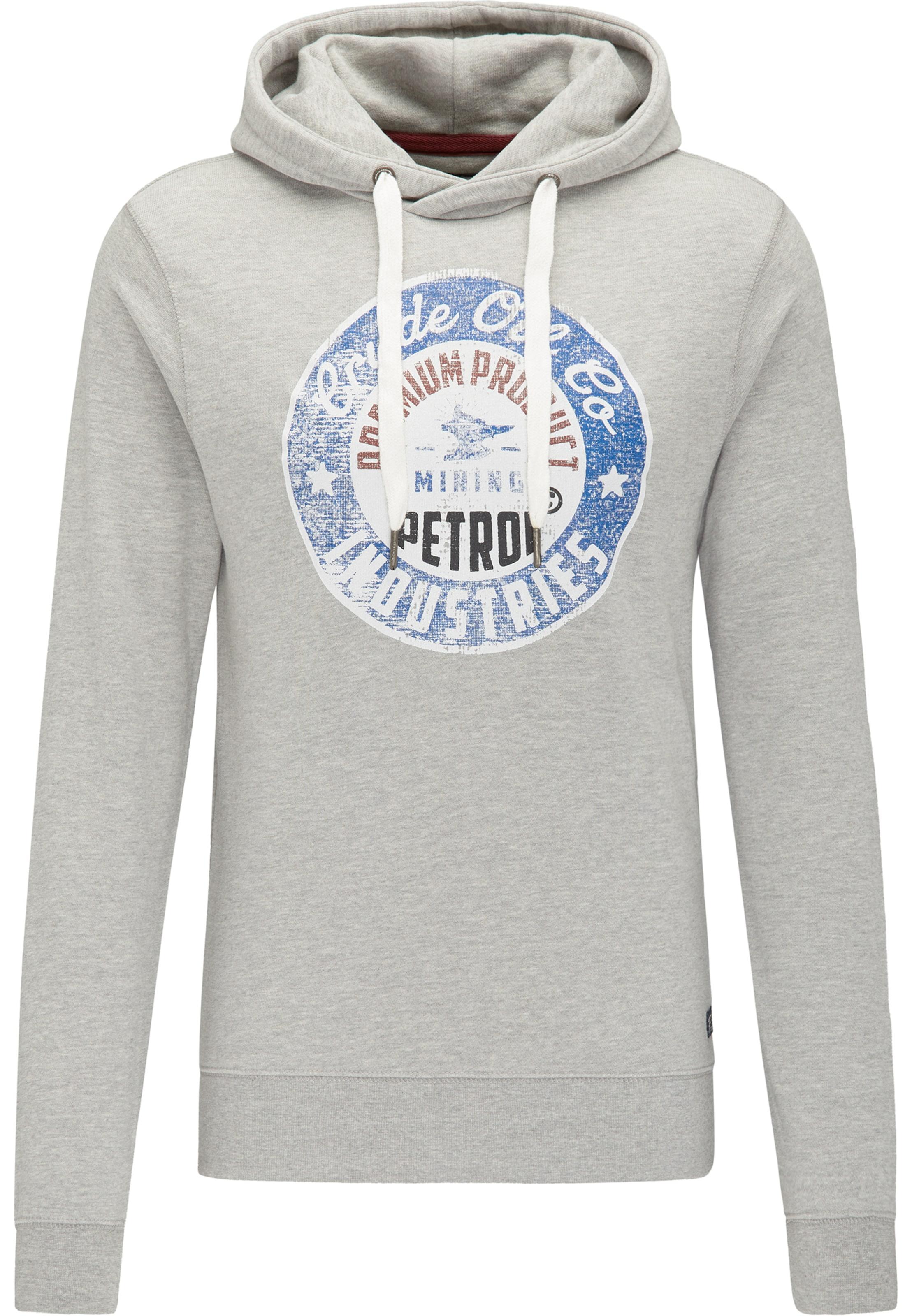 In Grau Petrol Petrol Industries Industries In Industries Sweatshirt Sweatshirt Sweatshirt Grau In Petrol dhQxCtsr