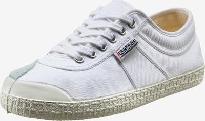 KAWASAKI Sneaker Legend Canvas in oliv / weiß, Produktansicht