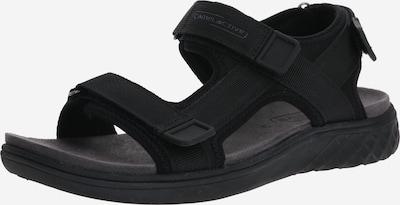 CAMEL ACTIVE Sandalen 'Trek' in de kleur Zwart, Productweergave