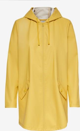 JACQUELINE de YONG Regenjacke in gelb, Produktansicht